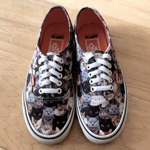 Vans x ASPCA Authentic Low Top Canvas Shoes